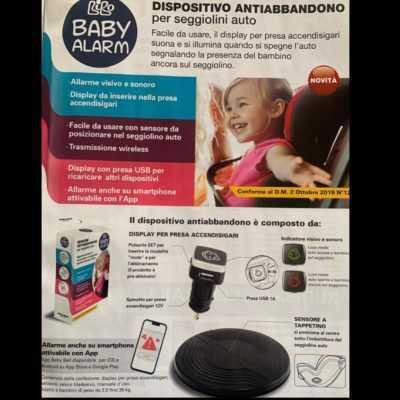 baby alarm
